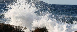 Wave Break Rock